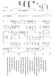 2006年创作校歌《可爱的学校》