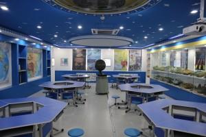 地理实验室(三层)