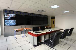 考场监控室(二层)