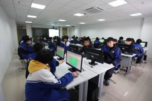 计算机教室(二层)