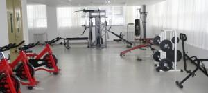运动器械室(四层)