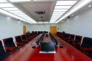 4号视频会议室(六层)