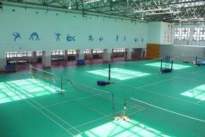 排球训练场(二层中间)