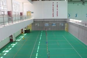 毽球训练场(二层南侧)