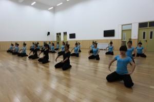 舞蹈排练室(二层)