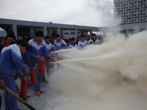 消防演练1